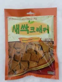 새싹 크래커 (150g)<br>(Sprouted Wheat Crakers)
