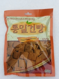 통밀 건빵 (150g)<br>(Whole Wheat Biscuits)
